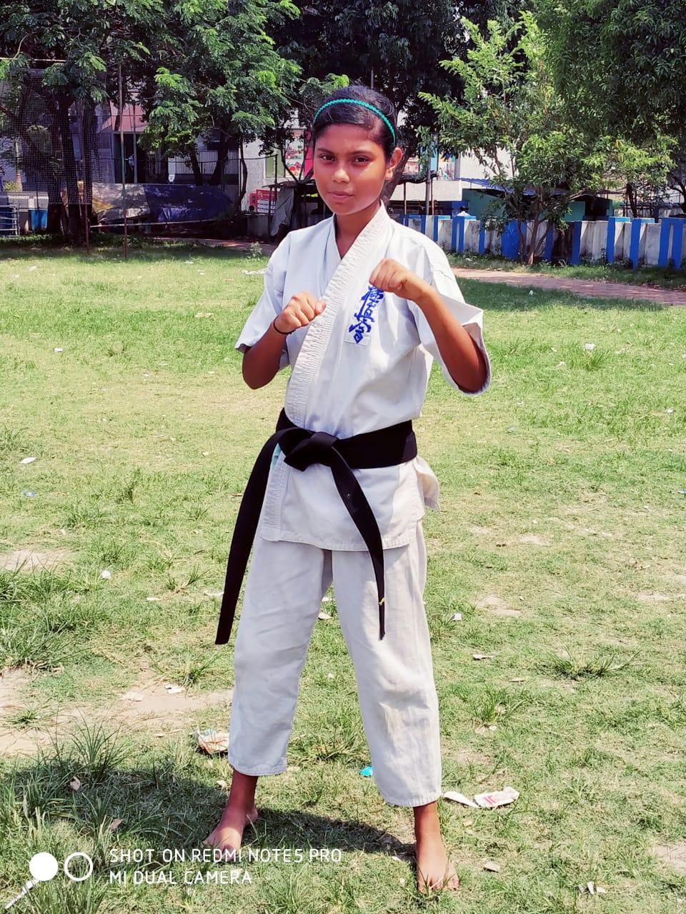 BYJU'S Student Shagufta Shaukat is a champion