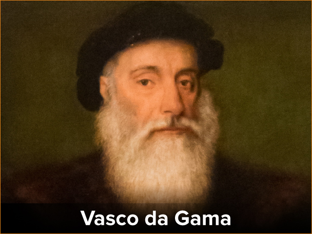 Vasco da Gama was known for being the first to sail from Europe to India by rounding Africa's Cape of Good Hope. Over the course of two voyages, beginning in 1497 and 1502, da Gama landed and traded in locales along the coast of southern Africa before reaching India on May 20, 1498