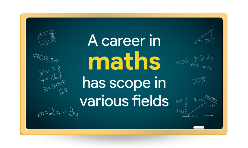 Scope of a career in maths