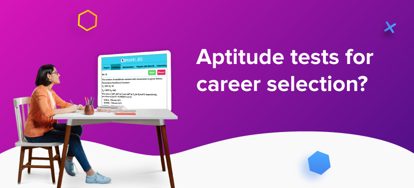 aptitude tests for career selection
