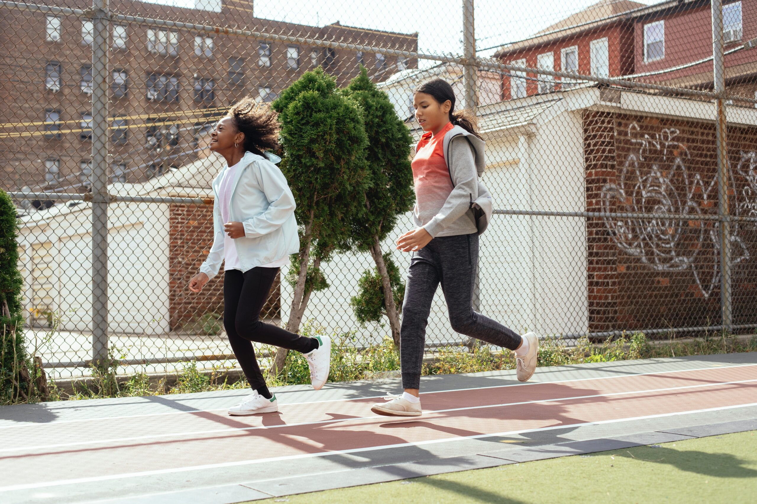Being physically active helps you learn better