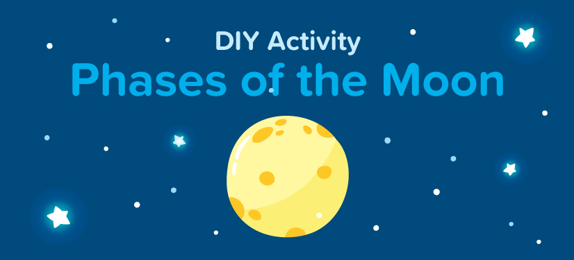 DIY - Phases of the Moon