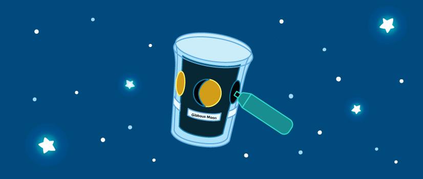 Step to make a Moon tracker