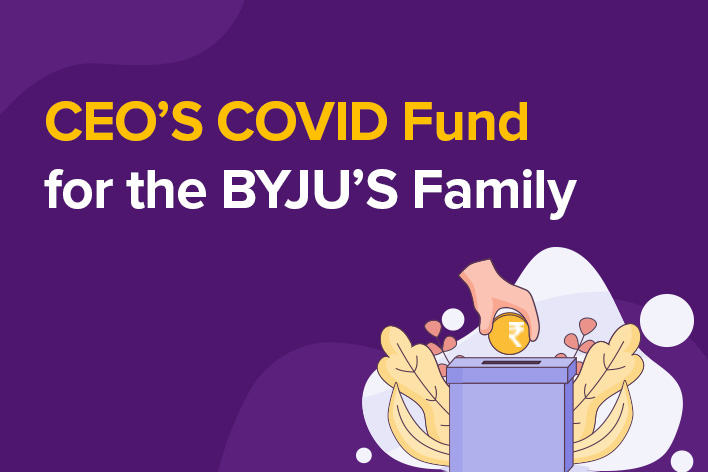 United we stand: CEO fund to cover COVID treatment costs of BYJU'S employees and their families