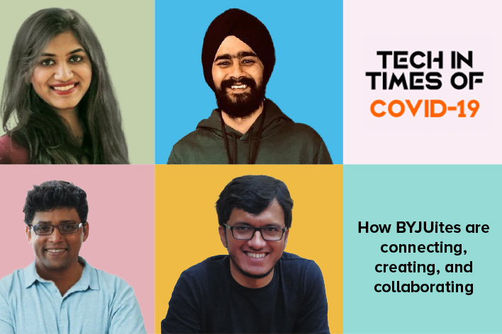 Sustenance & Innovation: BYJUites on the Art of Leveraging Tech in an Extraordinary Time
