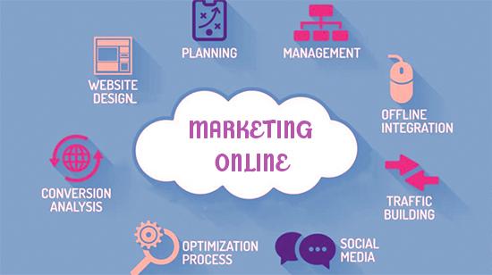Dịch vụ Marketing Online tại THC media