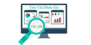 Website chuẩn SEO được đánh giá dựa trên nhiều tiêu chí