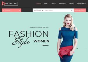 mẫu thiết kế website chuẩn SEO