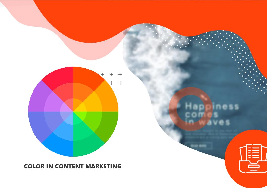 Sử dụng Màu Sắc Để Truyền Tải Content Marketing Đúng Cách