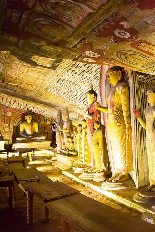 dambulla cove temple sri lanka toursrilankatravel