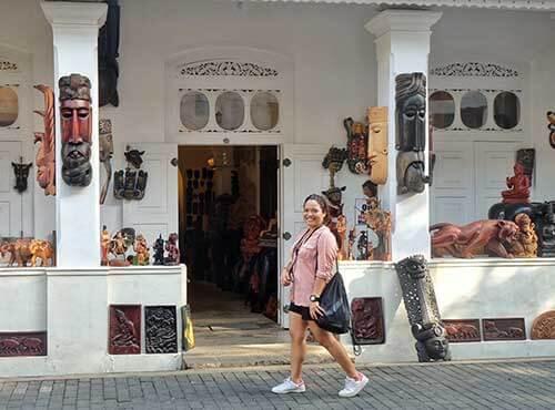 Galle Street Sri Lanka