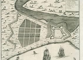 old map negombo