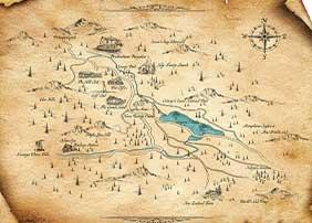 nuwara eliya map