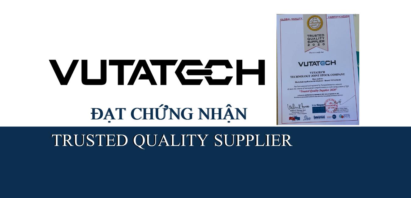 Hiệp hội quảng bá thông tin của Asia Ind:AIPA đưa tin về giải thưởng Top Brands VietNam 2020 của thương hiệu Vutatech.