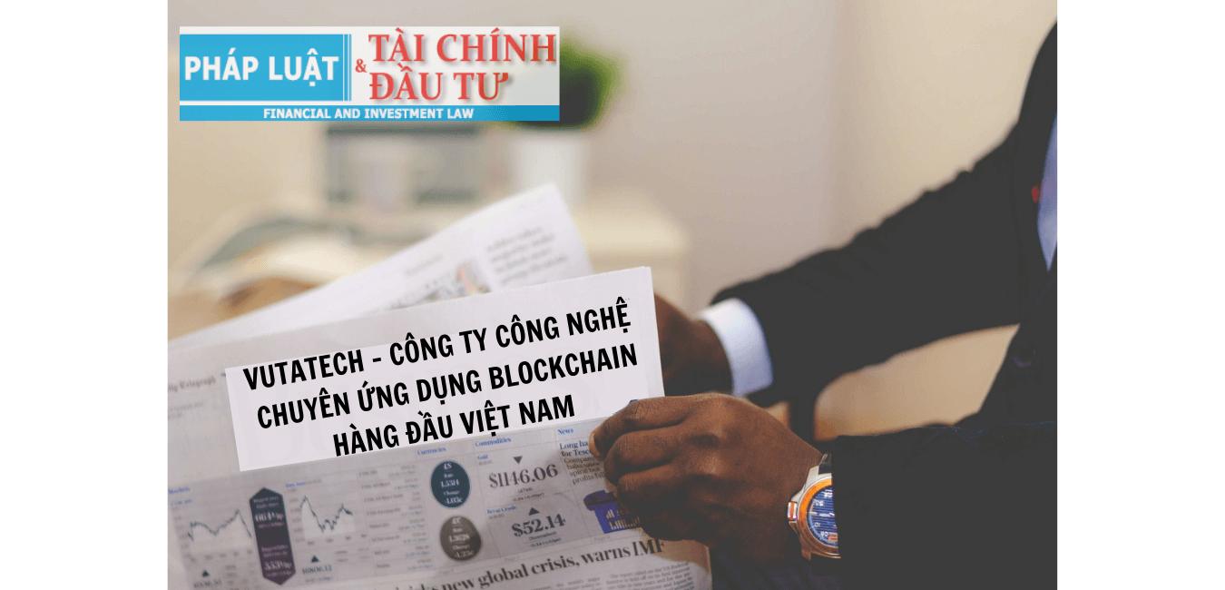Vutatech - The leading Blockchain technology company in Vietnam
