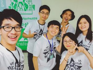 Startup Weekend Taichung 2018