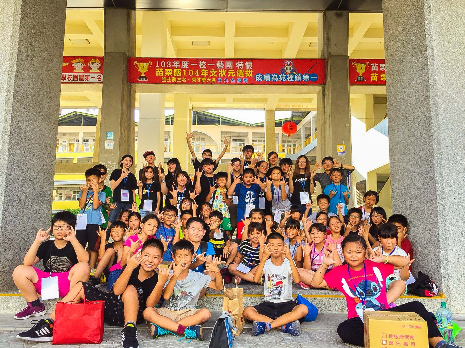 「童言統語科學營」,將自然科學、統計知識、童軍技能帶給教育優先區國小之學童