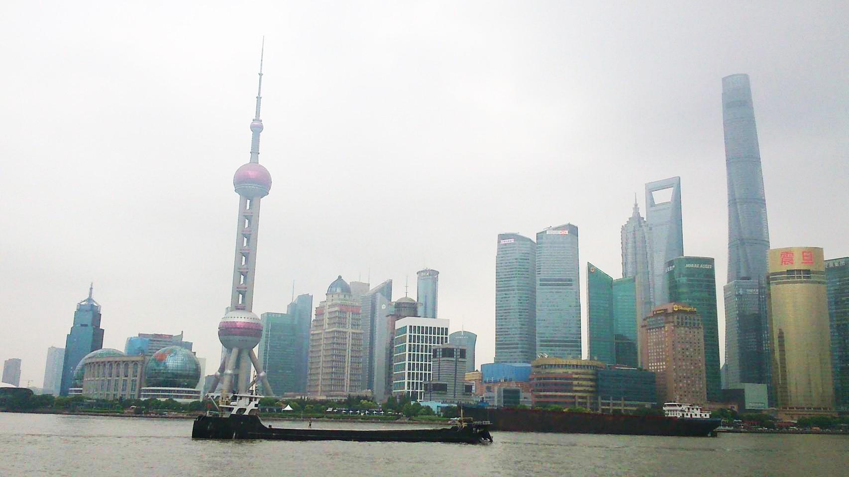 挑戰青春的大二_上海復旦交換出門闖一闖