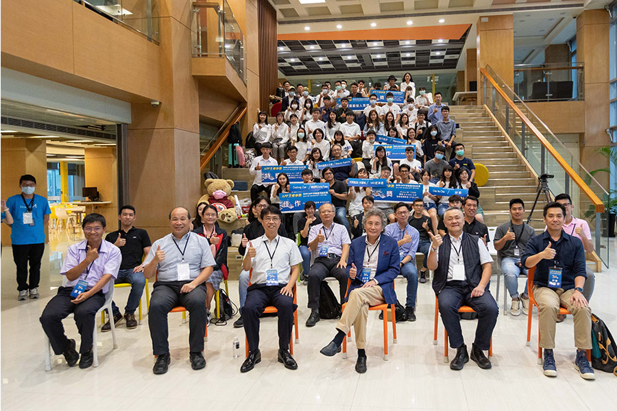 2020 APP移動應用創新賽-臺灣區決賽,全臺各校程式好手齊聚逢甲。