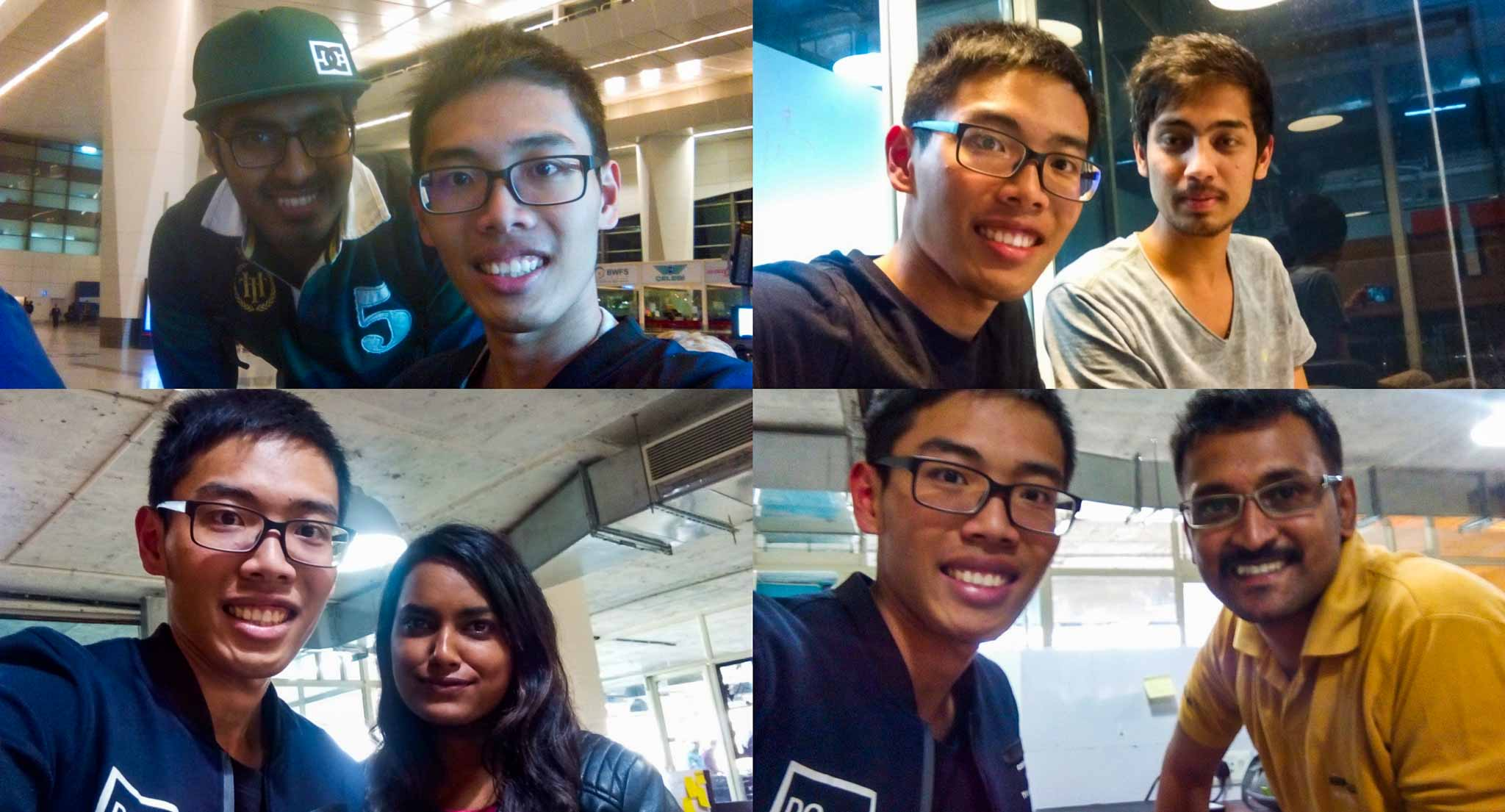 大學生愛分享_逢甲大學國際經營與貿易學系江柏昇_到印度進行青年創業研究