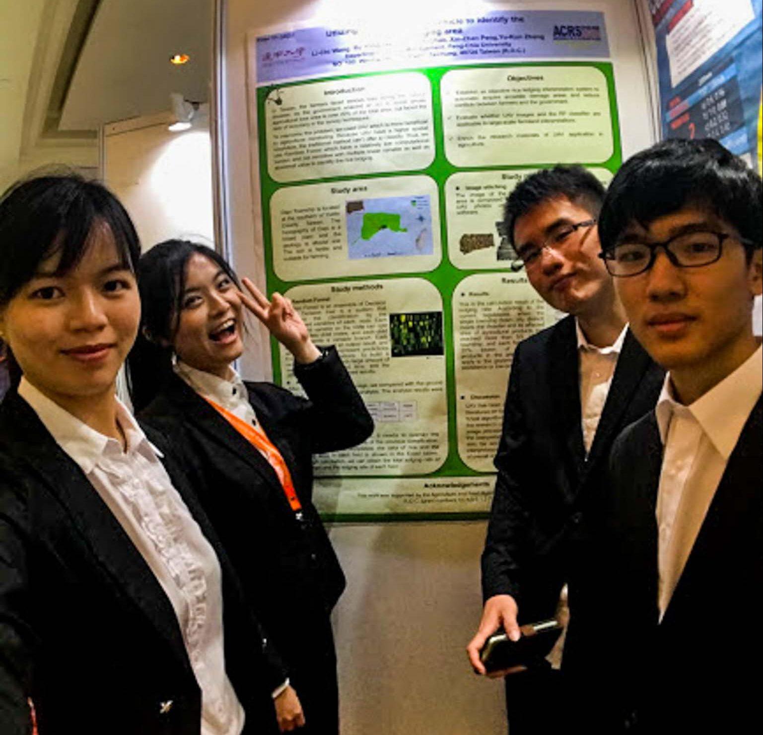參與馬來西亞ACRS國際研討會 全英發表論文