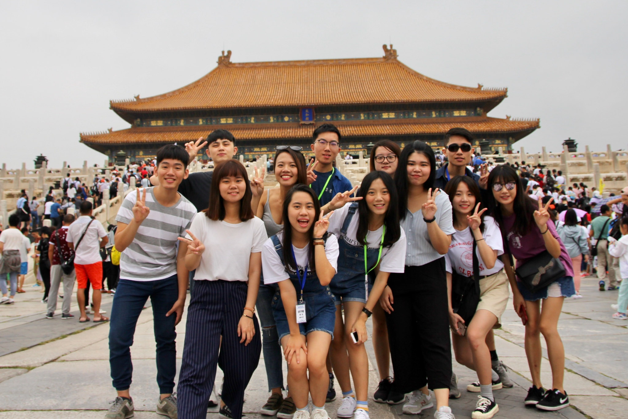 北京科技大學暑期遊學團