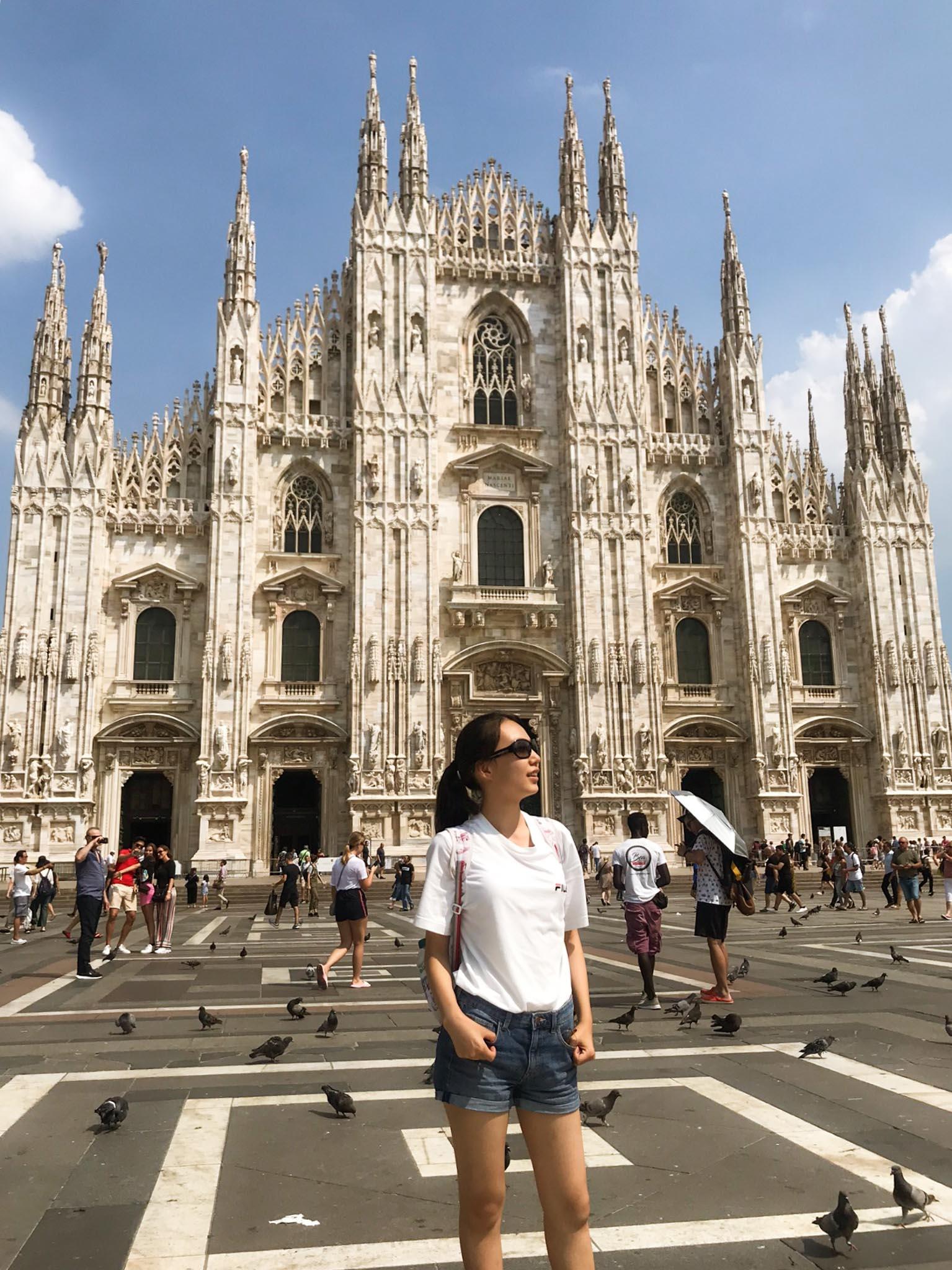 義大利自助旅行-米蘭