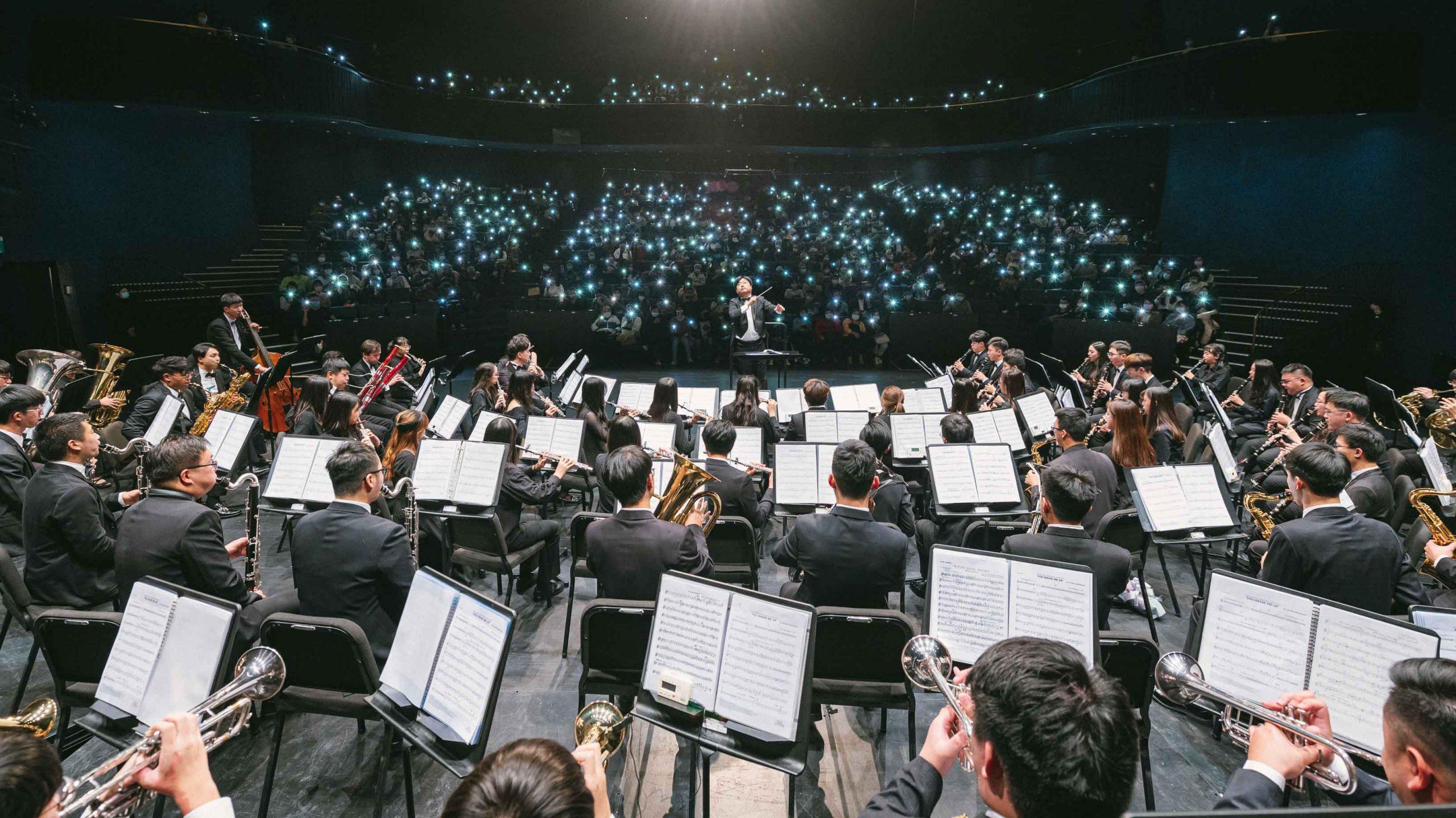 逢甲管樂-台中歌劇院演出