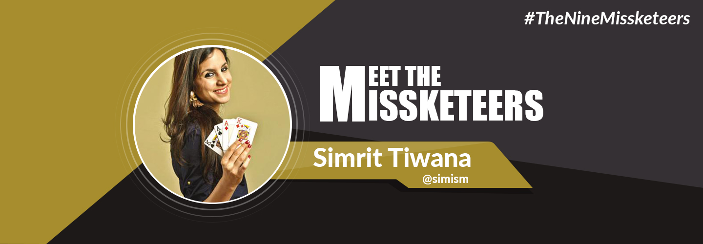 Meet The Missketeers Simrit Tiwana @ simismBanner