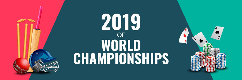 2019 of World ChampionshipsBanner
