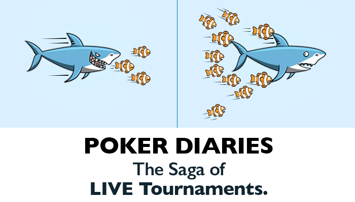 Poker Diaries- The Saga of LIVE TournamentsBanner