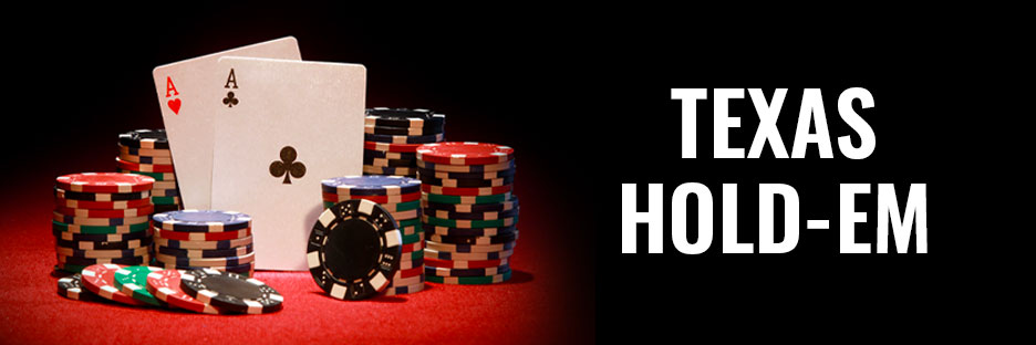 Texas Hold'em Poker - Rules & Tips to Win Banner