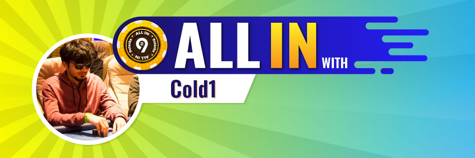 All In With Cold1Banner