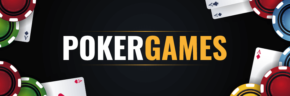 Different Types of Online Poker GamesBanner