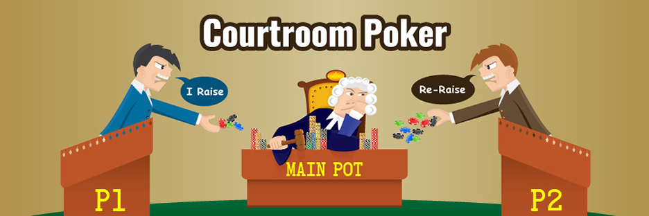 Courtroom PokerBanner