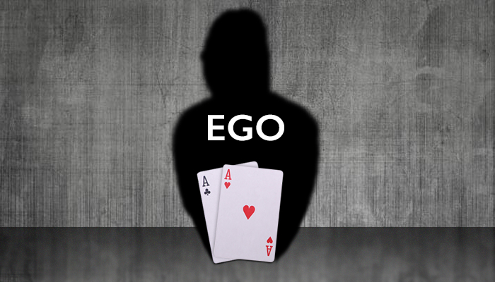 Ego is the Enemy: Applications in PokerBanner