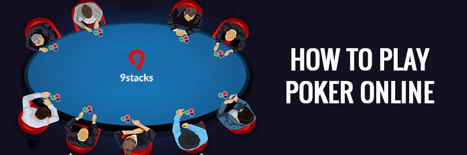 Learn How to Play Online Poker Banner