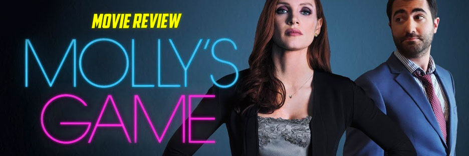 Molly's Game - A Movie ReviewBanner