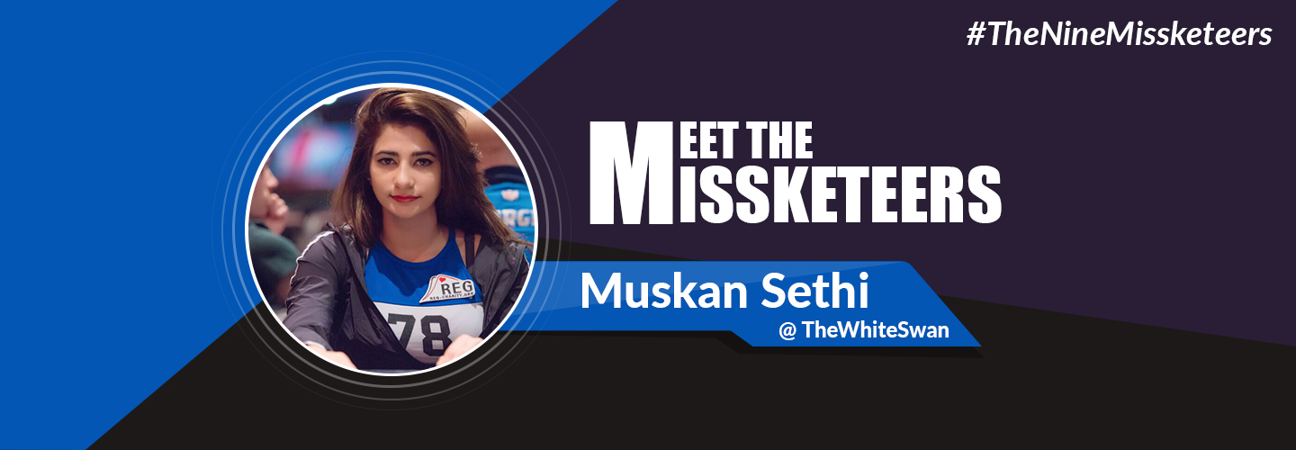 Meet The Missketeers-Muskan SethiBanner