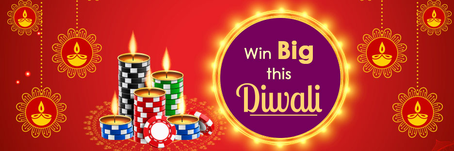 Win Big This Diwali with PokerBanner