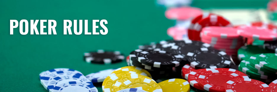 Poker Rules : Basic Rules for BeginnersBanner