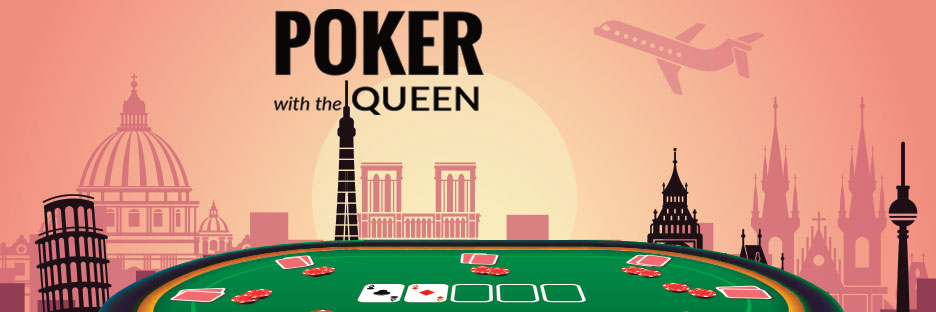 Poker with the QueenBanner