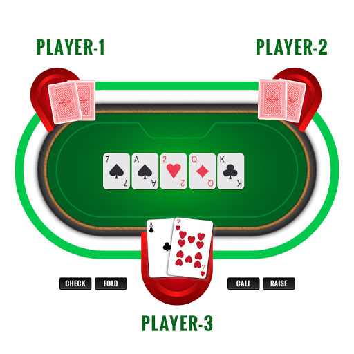 Dealing Cards Poker