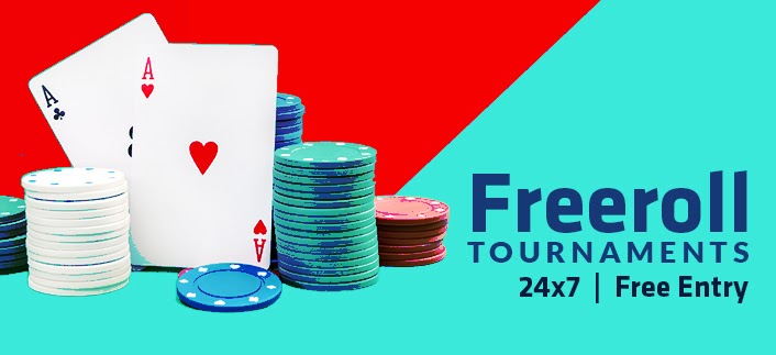 Poker Freeroll Tournaments