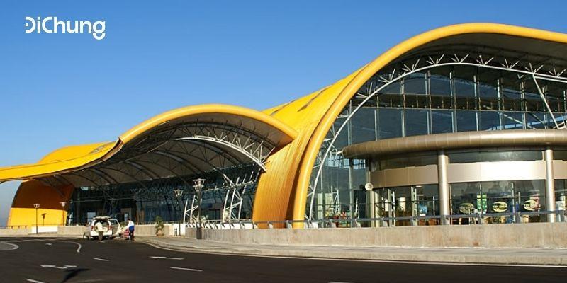 sân bay liên khương đến trung tâm đà lạt 2