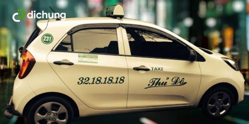 giá cước taxi 10