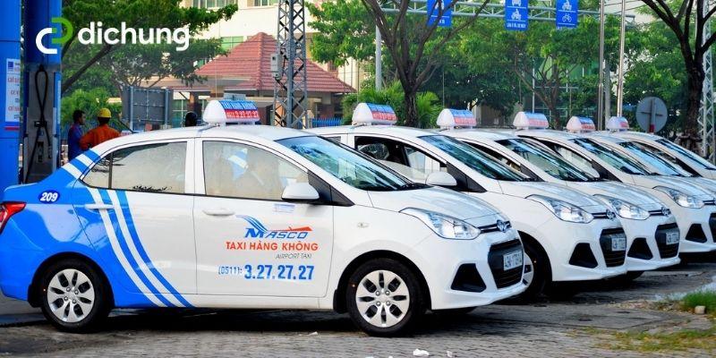 Số điện thoại taxi Đà Nẵng 4