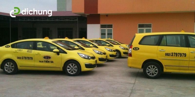 Số điện thoại taxi Đà Nẵng 5