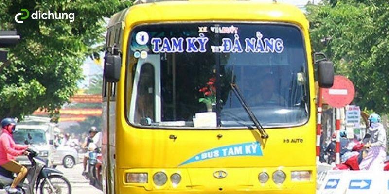 xe bus Đà Nẵng Hội An 2