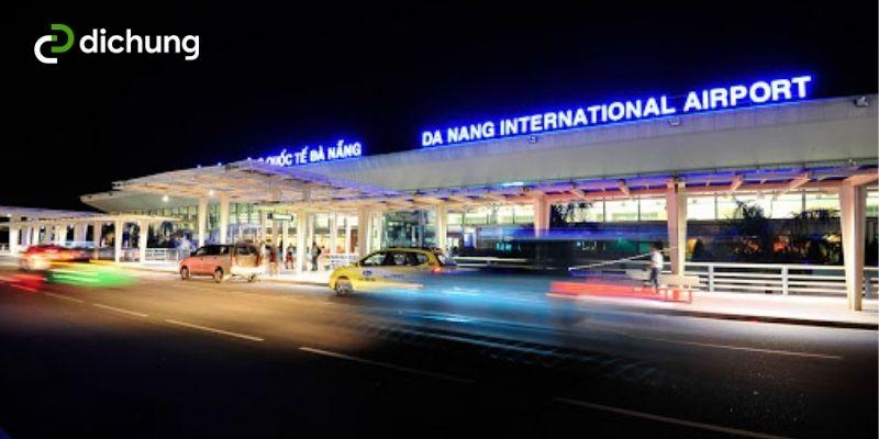 taxi từ Hội An ra sân bay Đà Nẵng 2